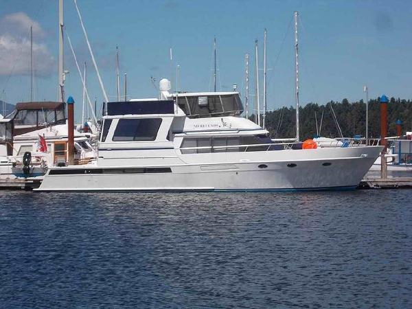 TransWorld motor yacht
