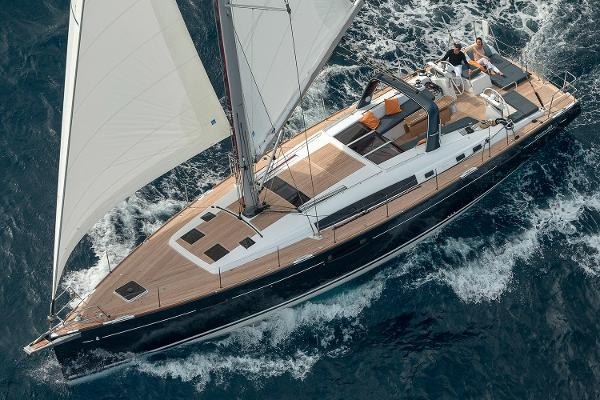 Beneteau America Oceanis 60 Manufacturer Provided Image
