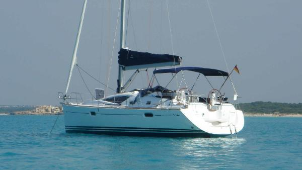 Jeanneau Sun Odyssey 42 DS / VAT paid / Private