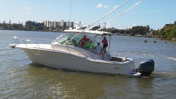 Scout 350 Abaco