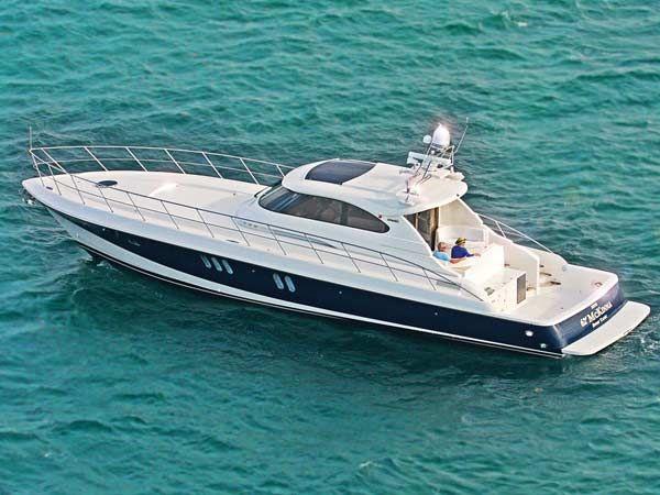 Mckinna Sport Yacht