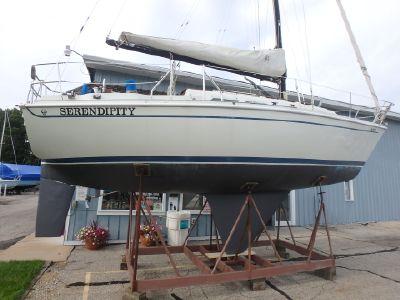 Ericson 30+ Strbd Hull