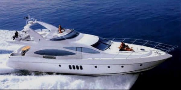 Azimut AZ 68 PLUS Sister Ship