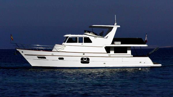 Eagle 57L Trawler