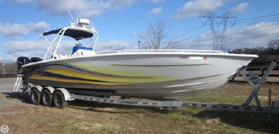 Concept 36 Center Console 2004 Concept Marine 36 Center Console for sale in Whiteford, MD