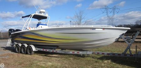 Concept 36 Center Console 2004 Marine For In Whiteford Md Save This Boat
