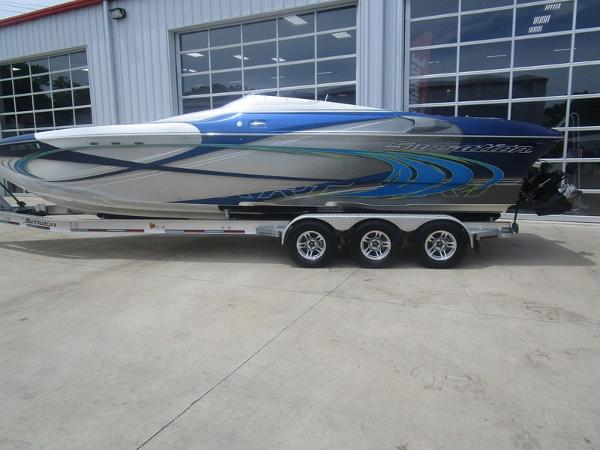 Sunsation Powerboats 32 XRT