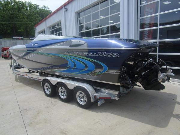 Sunsation Powerboats 32 XRT