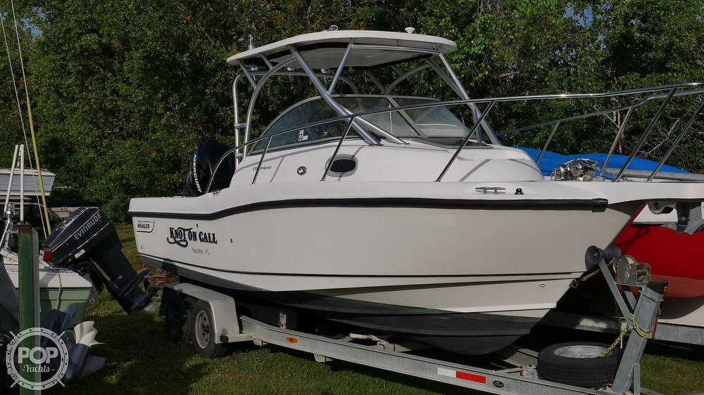 Boston Whaler 235 Conquest 2006 Boston Whaler 235 Conquest for sale in Goodland, FL