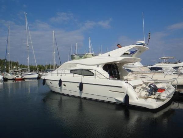 Ferretti Yachts 480 Exterior view