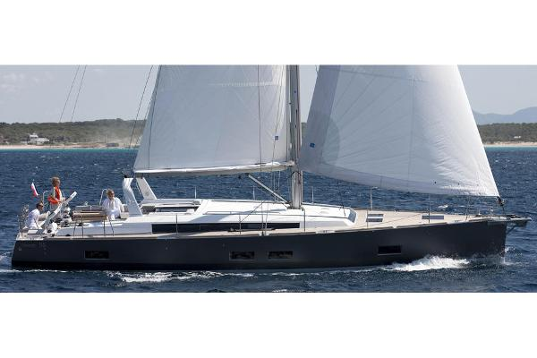 Beneteau America Oceanis 55 Manufacturer Provided Image