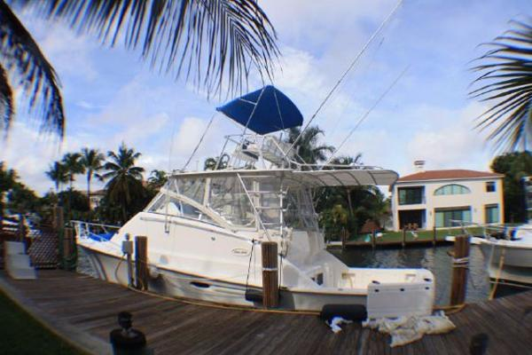 Ocean Yachts Express Fisherman Profile