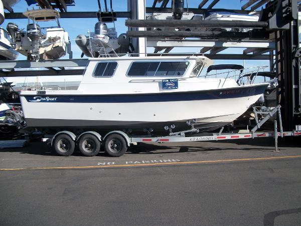 SeaSport Aleutian 2600