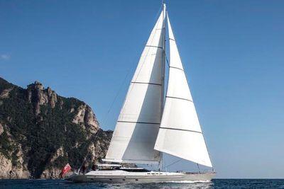 Alloy Yachts Sloop