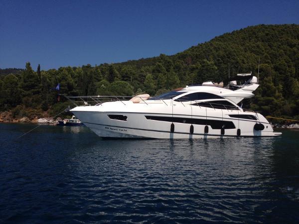 Sunseeker sunseeker 68 sport yacht