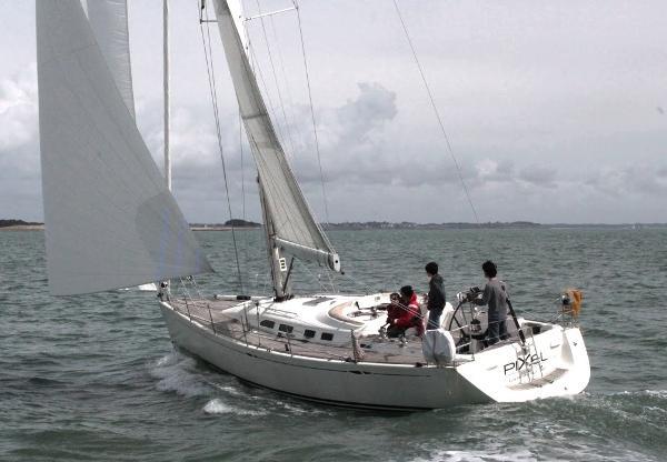 X - Yachts X-43 X-43 Sailing