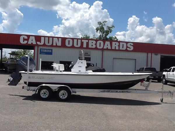 Blazer Boats 2170