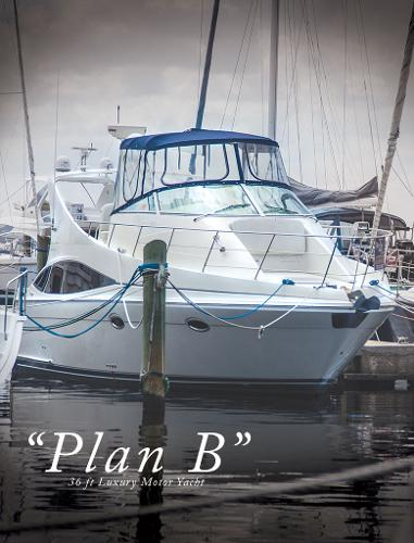 Carver Mariner 36 Bow STBD