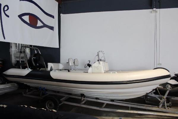 XS 650 Used XS 650 Rib for sale in Menorca - Clearwater Marine