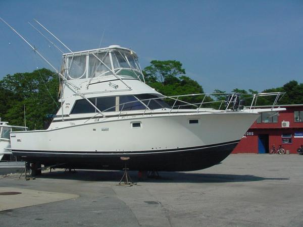 Bertram 38III Convertible