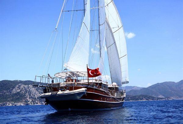 31 m 2 Engines 2012 wooden Gulet Gulet For Sale Turkey