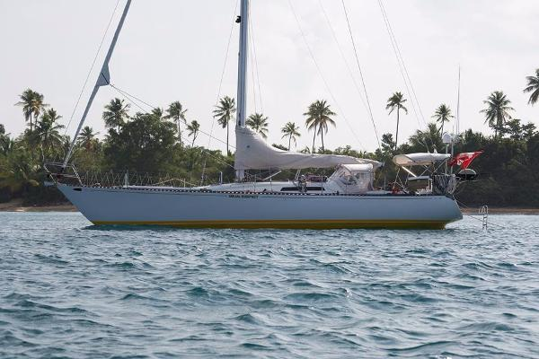 43 ft C&C Bruckmann Built Custom 1974/2003/2013
