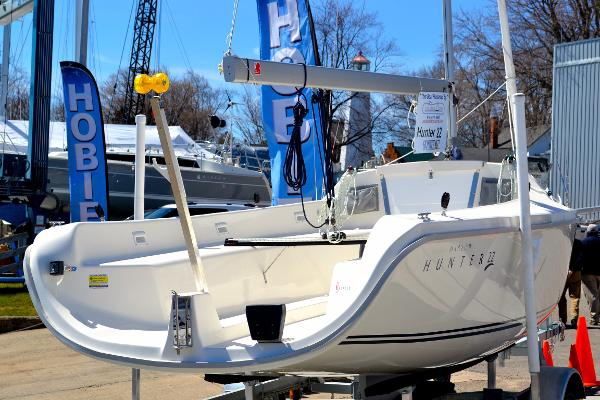 Marlow Hunter 22 In Stock Model