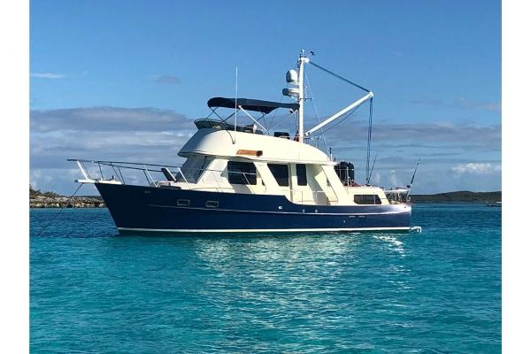 Pacific Seacraft Aft Cabin Trawler
