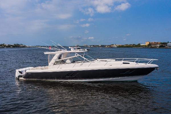 Intrepid 475 Sport Yacht 2016 Intrepid 475 Sport Yacht - Profile
