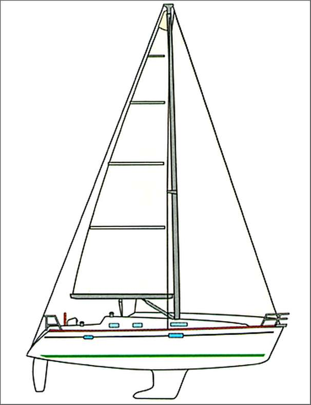 Beneteau 331 Manufacturer Provided Image
