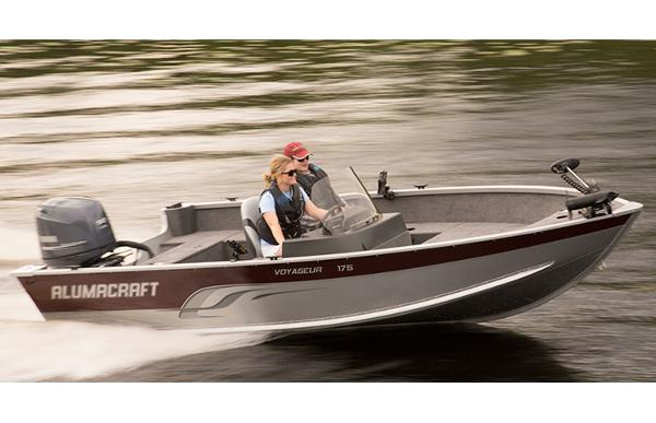 Alumacraft Voyageur 175 CS Manufacturer Provided Image