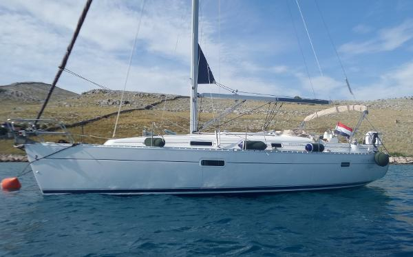 Beneteau Oceanis Clipper 361 (Private)