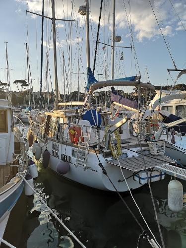 Nauticat NC38