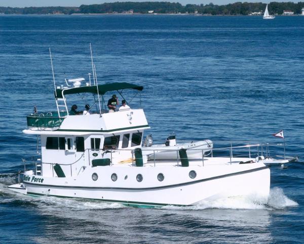 Great Harbour N47 Trawler