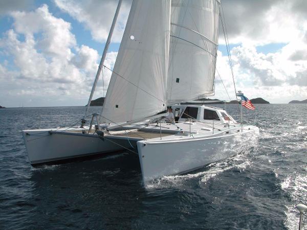 Chris White Atlantic 55 Designed for easy short handed sailing
