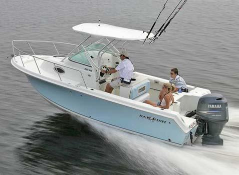 Sailfish 220 WAC Manufacturer Provided Image