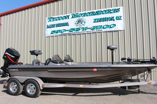 Champion Boats 203 Elite