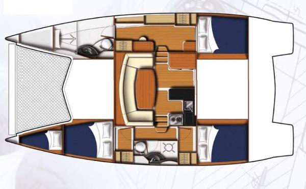 Moorings 3900 Layout Plan