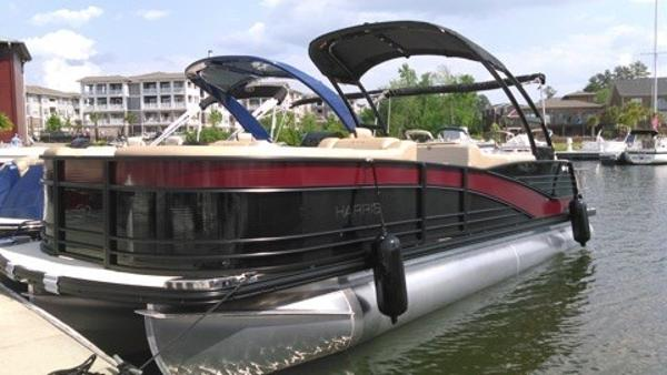Harris Pontoons Grand Mariner 250