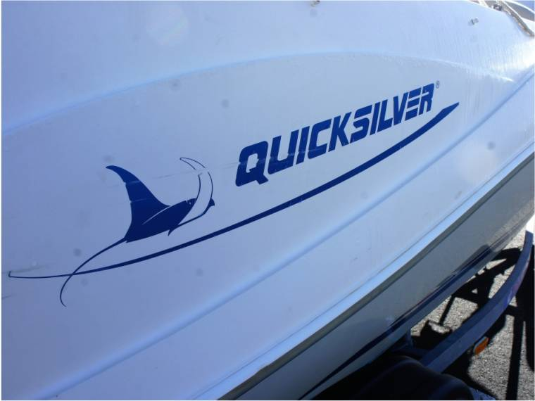 Quicksilver Quicksilver 505 Commander