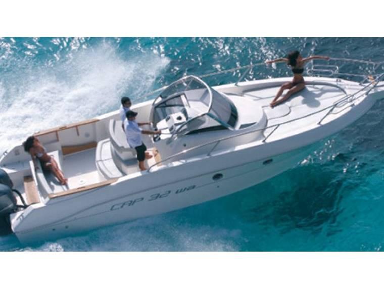 Rio Yachts RIO YACHT Capelli 32 WA scafo blu