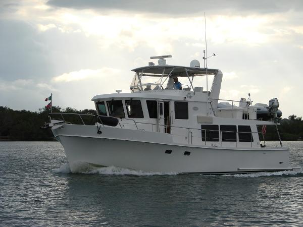 Symbol 45 Pilothouse Trawler