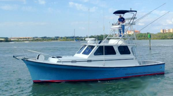 Eastern Boats JC Casco Bay 35