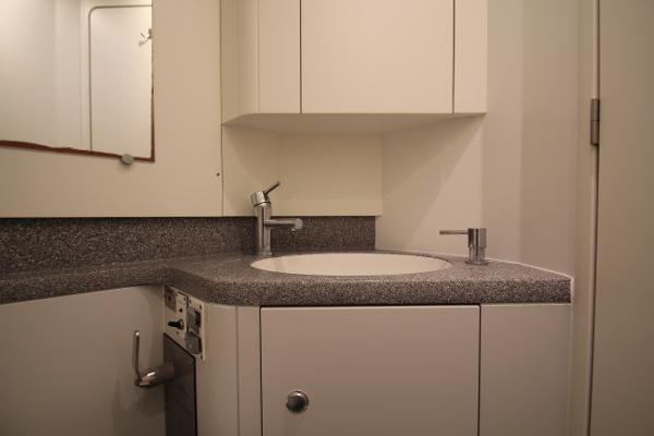wash basin front bathroom