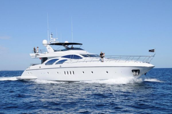Azimut Leonardo Motor Yacht Photo 1