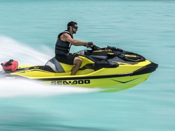 Sea-Doo RXT®-X® 300 IBR & Sound System