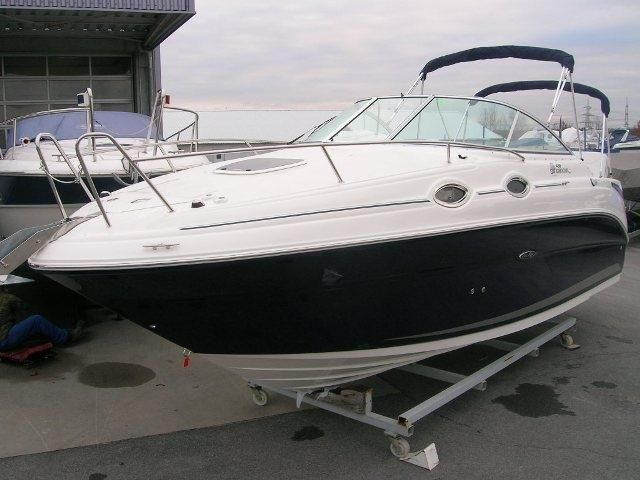 Sea Ray 255 DAE auf Lager