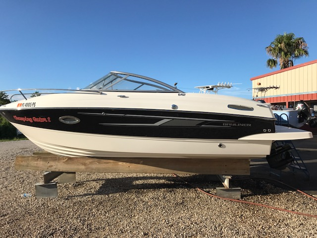 Bayliner International 642 Cuddy