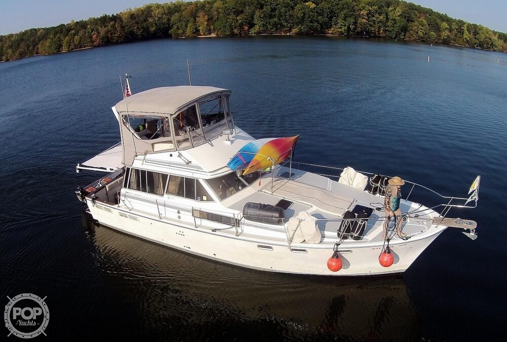 Bayliner 3888 Motoryacht 1989 Bayliner 38 for sale in Scottsboro, AL