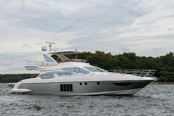 "Azimut Motoryacht w/ SeaKeepers ""Star Light"" 2013 64' Azimut Flybridge"